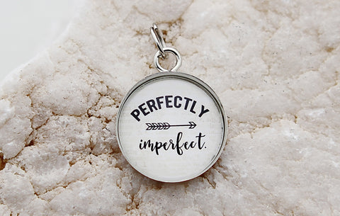 Perfectly Imperfect Bubble Charm