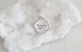 Running GIrl Bubble Charm - Jennifer Dahl Designs