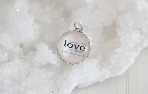 Love Bubble Charm - Jennifer Dahl Designs