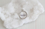 Karma Bubble Charm - Jennifer Dahl Designs