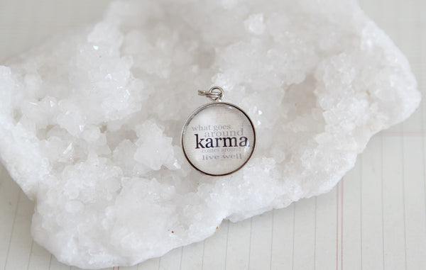 Karma Bubble Charm