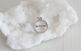 Believe Bubble Charm - Jennifer Dahl Designs