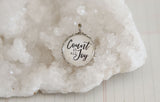 Count It All Joy Bubble Charm - Jennifer Dahl Designs