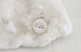 Just One More Chapter Bubble Charm - Jennifer Dahl Designs