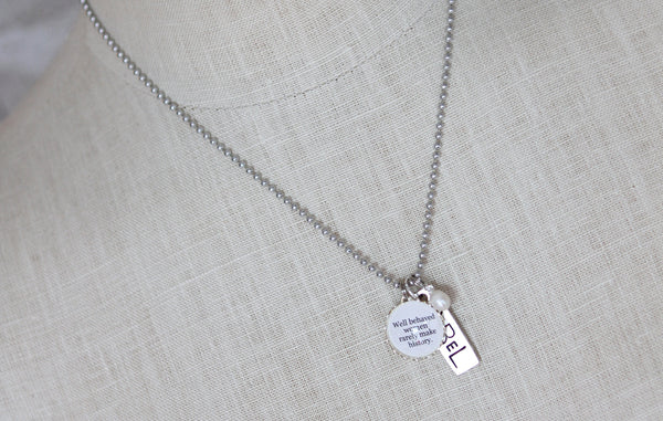 Rebels Necklace - Jennifer Dahl Designs