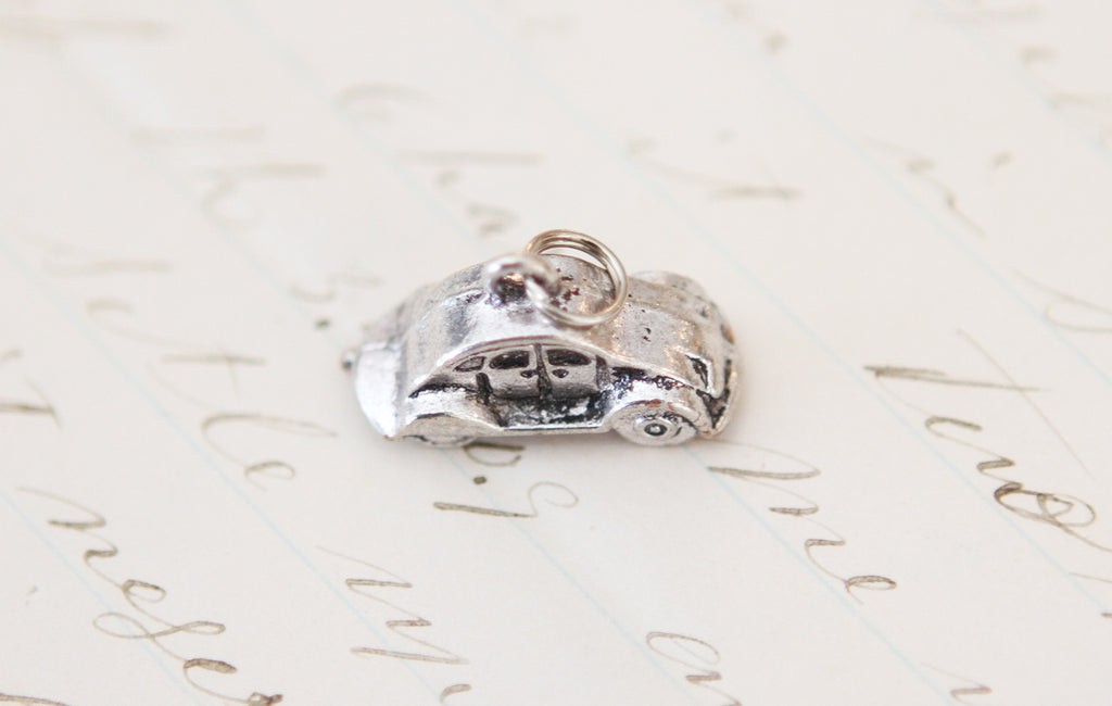 Car Tiny Charm - Jennifer Dahl Designs