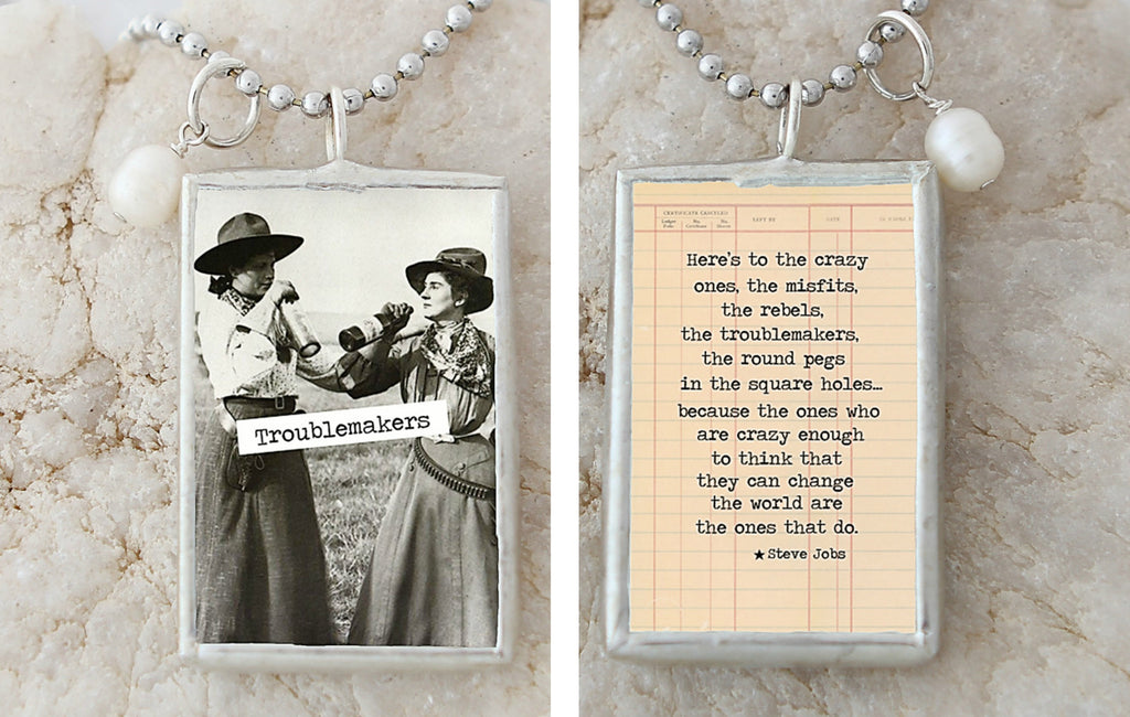 Troublemakers Necklace