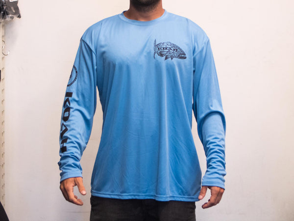 Koah X-DRI Grouper/Victory Performance Long Sleeve