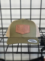 Meric Patch Trucker Snapback Hat