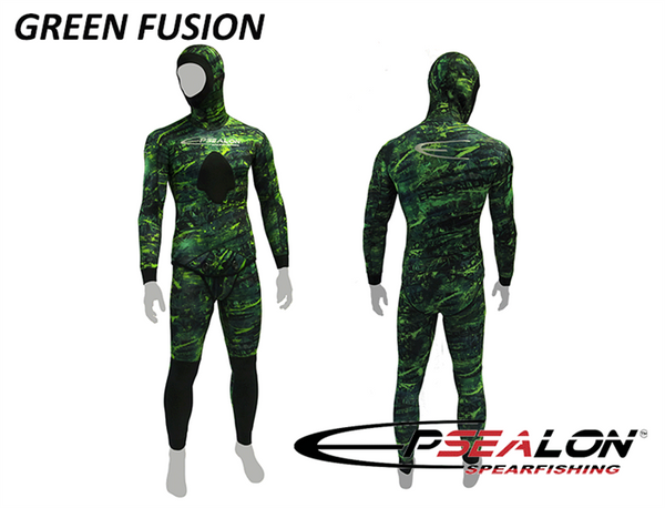 Epsealon Green Fusion Jacket
