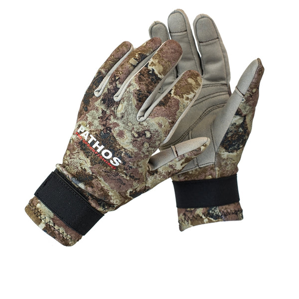 Pathos Amara 1.5mm Dive Gloves, Camo