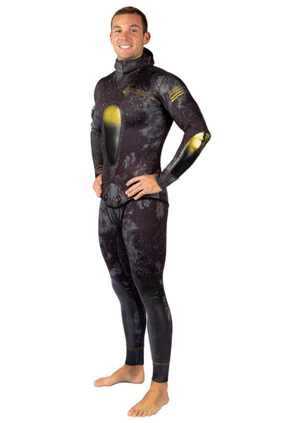 Waihana Goliath Grouper Wetsuit 3.5mm/5.5mm - (Mens and Womens)