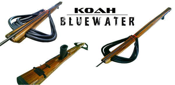 Koah Bluewater Series Speargun