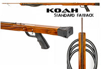 Koah Fatback Series Speargun (48in-57in)