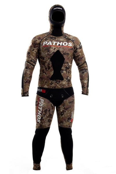 Pathos Thira Wetsuit Tops and Bottoms (5mm)