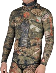 Reef Camo Jacket (3mm)