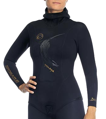Women's Yemaya Wetsuit Jacket and Bottoms (5mm)