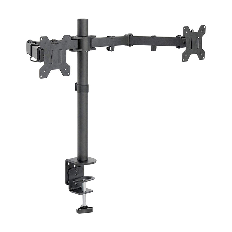 Dual Monitor Desk-Mount Stand