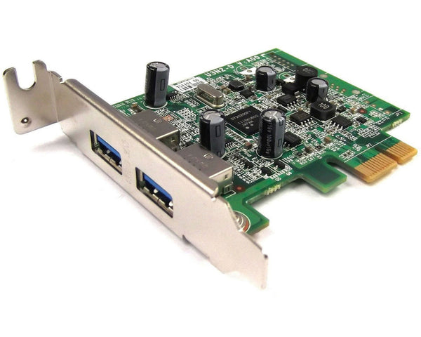 PCI-E to USB 3.0 2-Port PCI-Express Card - Discount PC