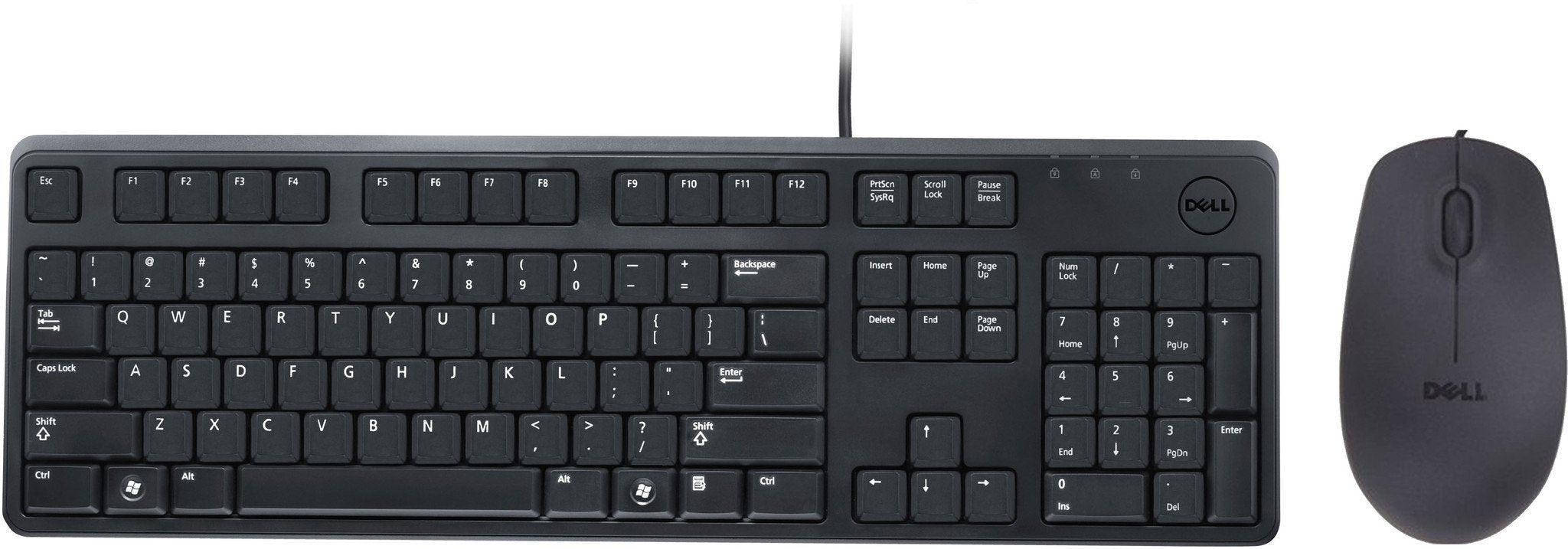 Dell USB Keyboard and Mouse Bundle NEW - Discount PC