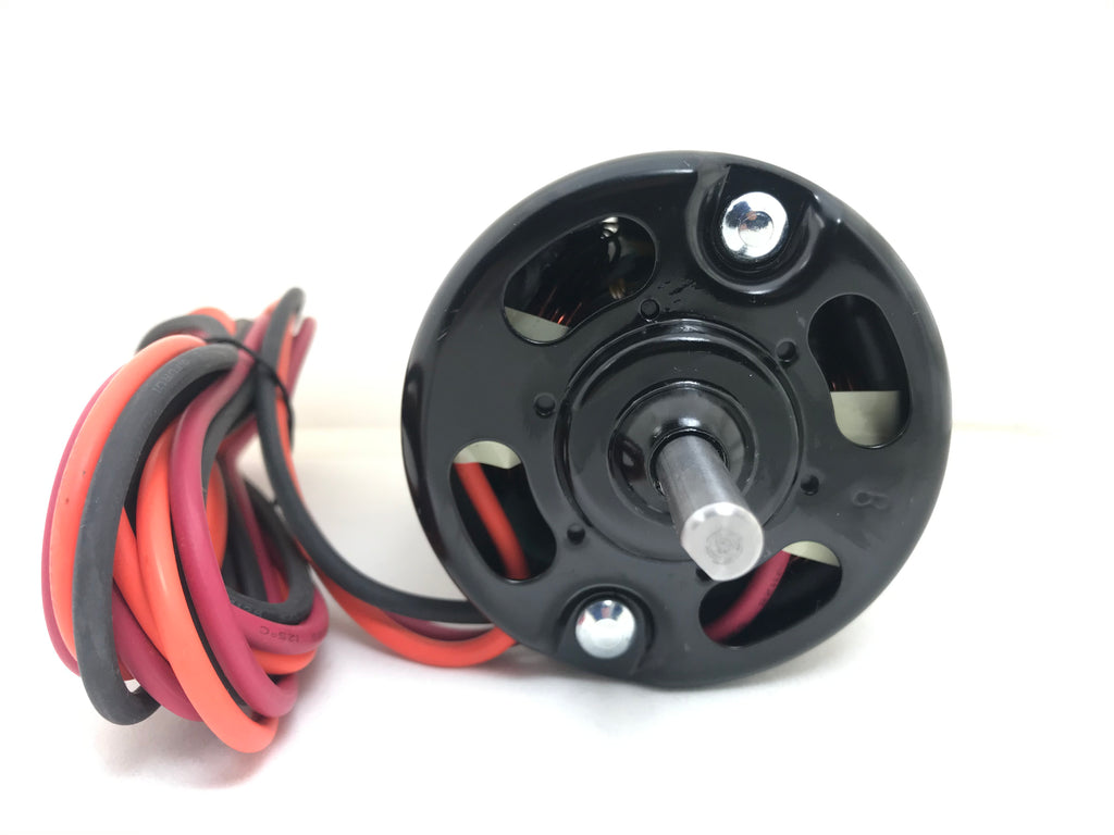 Heater Motor, 3 Wire 12V, 2-Speed Stud Mount
