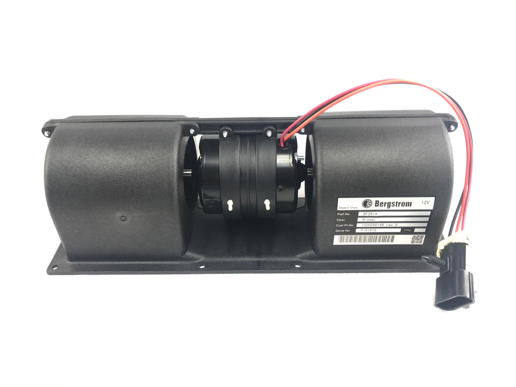 Dual Blower Motor Asm - 3 Wire, 2 Speed