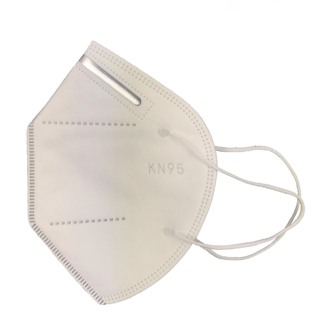 Face Mask, Disposable, KN95 Style (10 Pack)
