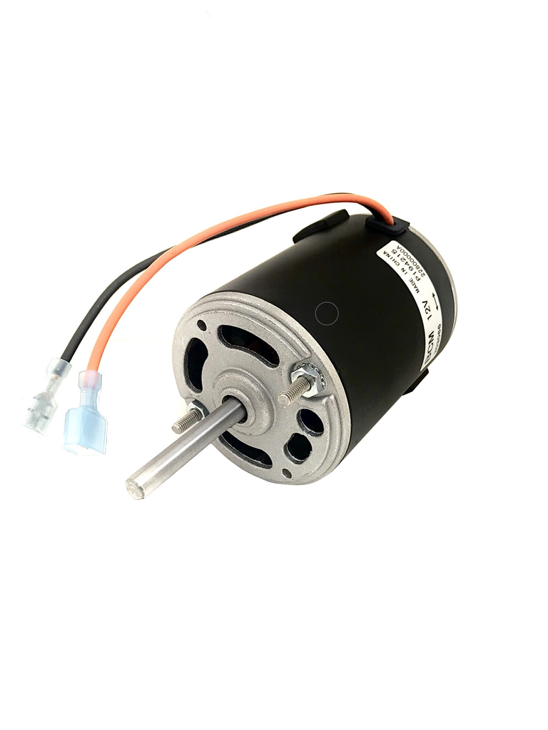 Blower / Heater Motor - CW / CCW 12V, 1-Speed