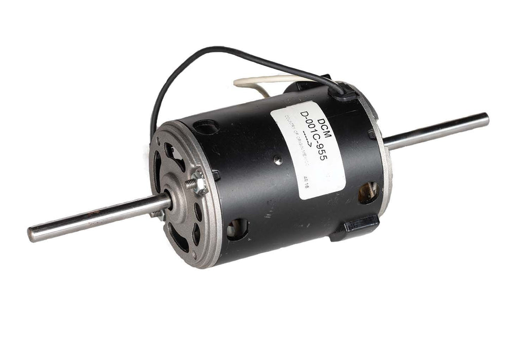 "Motor, CCW, 1-speed 5/16"", Dual Shaft"