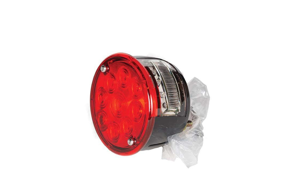 "LED, STT, 4"" Stud Mount w/ License"