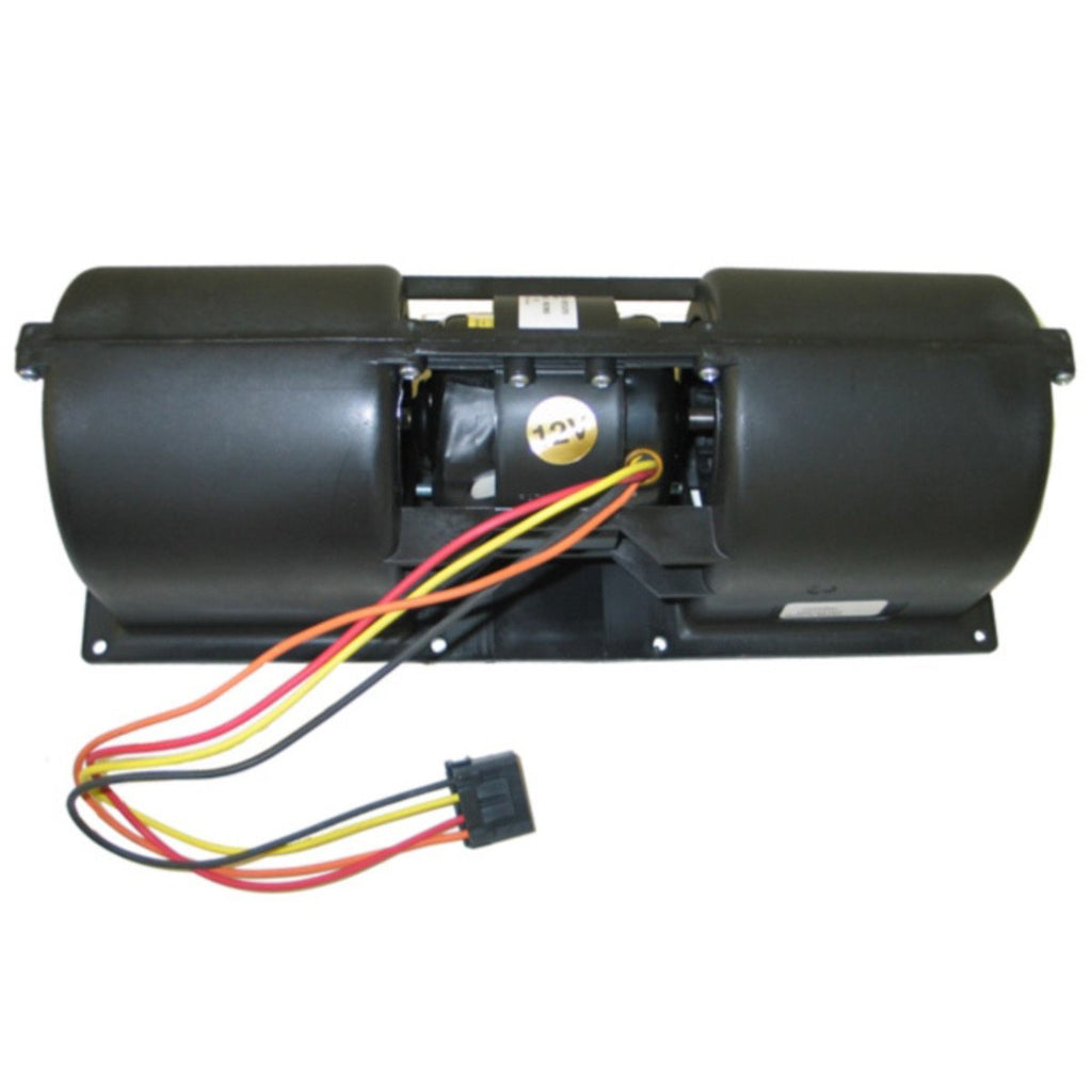 Blower Motor Asm, 4 Wire, 3 Speed, 12V - IC, Thom, BBird