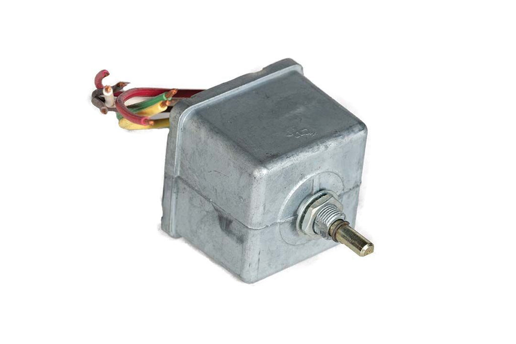 Rotary, 7-Wires, Intrmtnt Wiper/Washer, B/BIrd