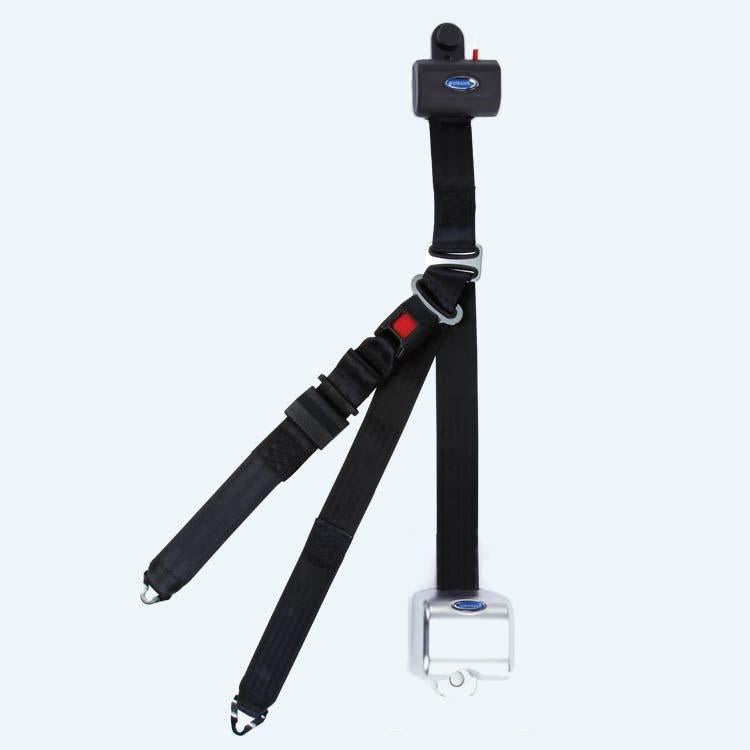 Combination Belt, Q8, Retractable Adj