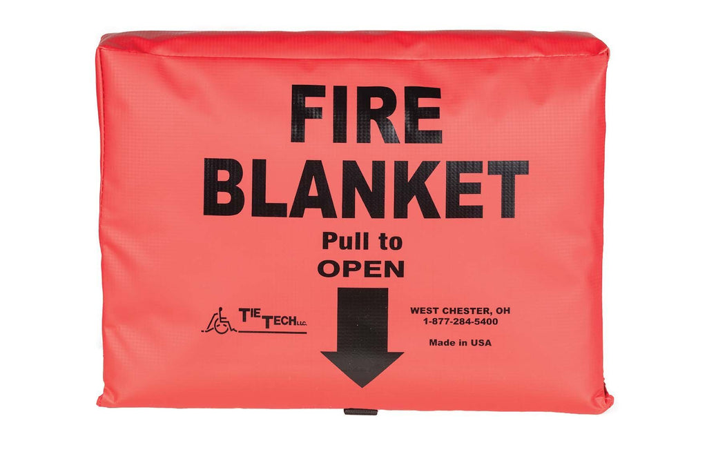 FA, Fire Proof Blanket in Pouch