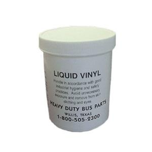 Seat Repair, Vinyl Compound, 8 Oz