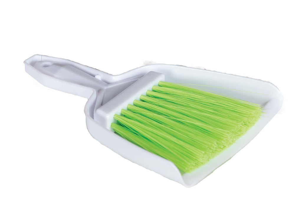 Clean-up, Dust Pan and Broom
