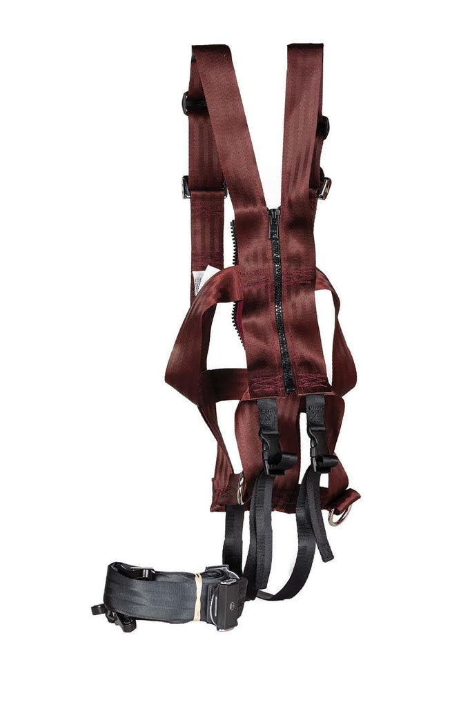 "Vest, EZ-ON, M 32-37"" w/ Seat Mount"