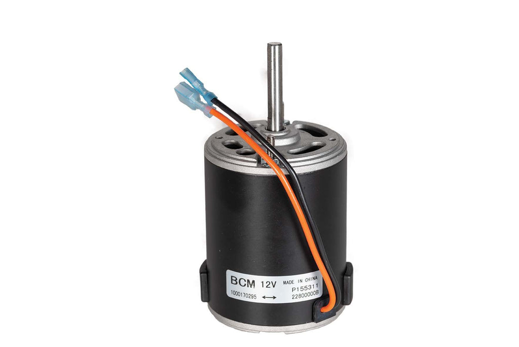 Motor, CW/CCW, Tho/IC, 2 Wire