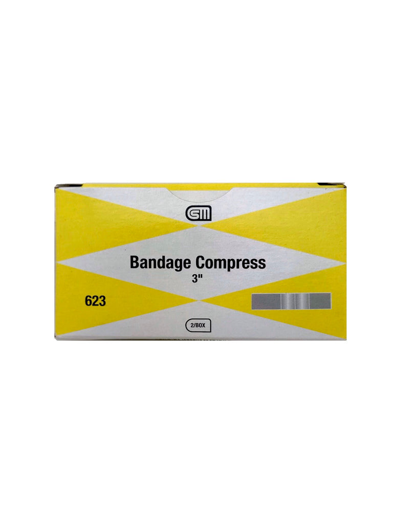 "FA, 3"" Compress Bandage, 2ea"