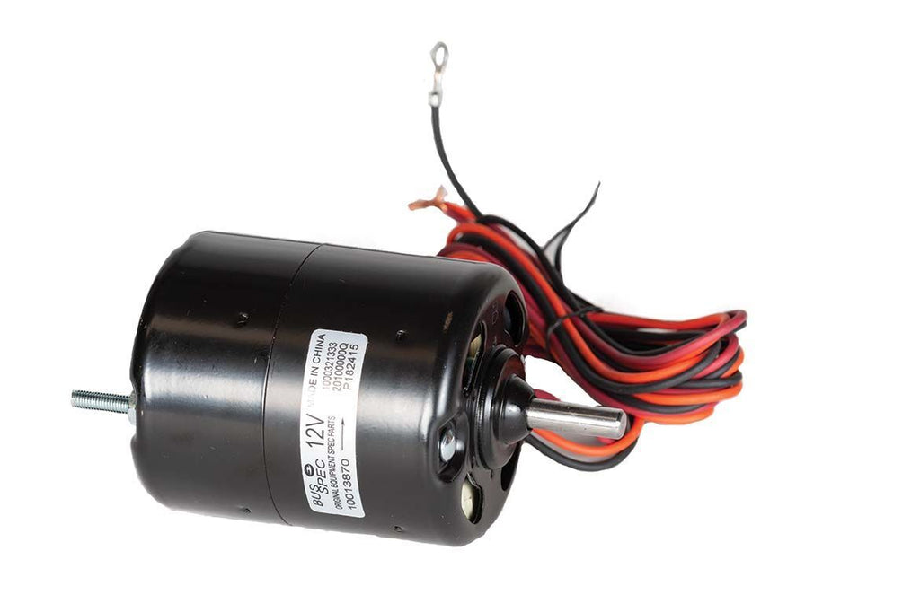 Motor, CW, 3-Wire, 2-Spd - BBird/ Thomas