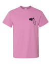 Orchid 850 Broadway Strong Relief Fund T-Shirt - Whimsical Wolf