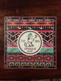 Boho Aztec Sticker 6