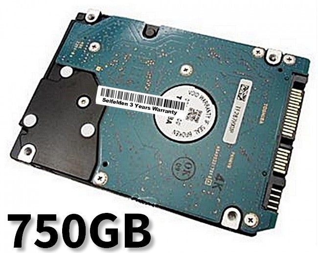 750GB Hard Disk Drive for Sony Vaio VPCEE Laptop Notebook with 3 Year Warranty from Seifelden (Certified Refurbished)