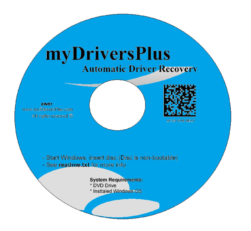 Dell XPS 14 (L401X) Drivers Recovery Restore Resource Utilities Software with Automatic One-Click Installer Unattended for Internet, Wi-Fi, Ethernet, Video, Sound, Audio, USB, Devices, Chipset ...(DVD Restore Disc/Disk; fix your drivers problems for Windo
