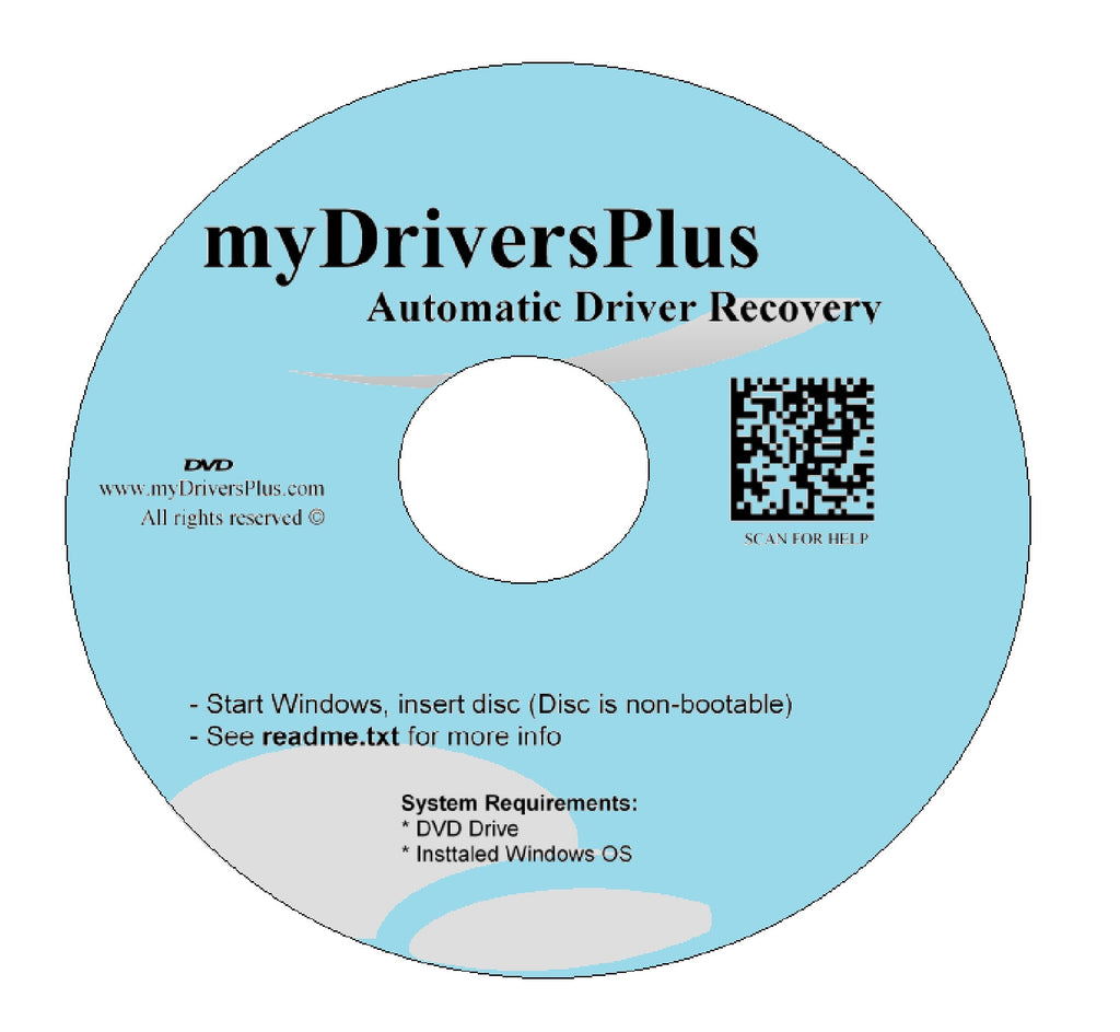 Dell XPS M1210 Drivers Recovery Restore Resource Utilities Software with Automatic One-Click Installer Unattended for Internet, Wi-Fi, Ethernet, Video, Sound, Audio, USB, Devices, Chipset ...(DVD Restore Disc/Disk; fix your drivers problems for Windows
