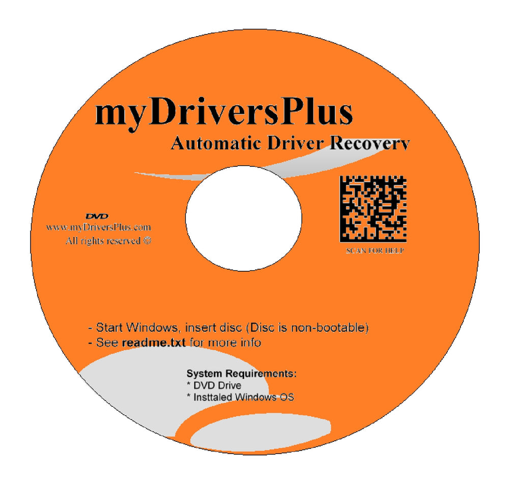eMachines W6409 Drivers Recovery Restore Resource Utilities Software with Automatic One-Click Installer Unattended for Internet, Wi-Fi, Ethernet, Video, Sound, Audio, USB, Devices, Chipset ...(DVD Restore Disc/Disk; fix your drivers problems for Windows