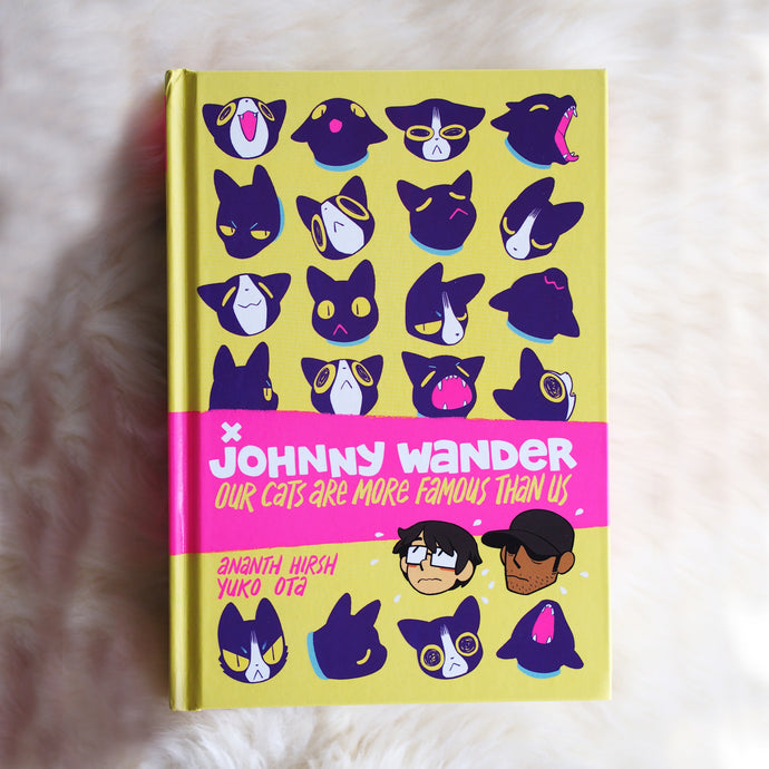 Johnny Wander: Our Cats Are More Famous Than Us // Standard Edition