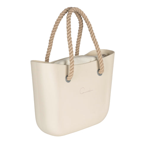 EVA BEACH BAG - byCassandre