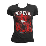 Rock 'N Roll Now Ladies Tour Tee