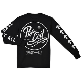 Take It All Long Sleeve Tee